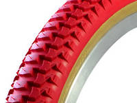 Panaracer NTKK Snakebelly Folding Tyre / 20x2.125 / Red Skinwall