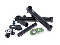 Salt Rookie Cranks / 152mm / Black