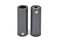 Salt Pro Nylon 109mm (4.3 inch) Pegs (Pair) / Black