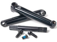 Salt Plus Metron 48 Cranks / 175mm / Black