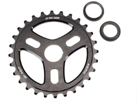 Salt Plus Trident Sprocket / 25T / Black