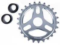 Salt Plus Trident Sprocket / 25T / Polished