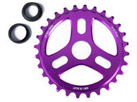 Salt Plus Trident Sprocket / 25T / Purple