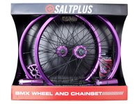 Salt Plus Summit Wheel and Drive kit / Purple