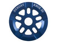 Sunday Knox Guard Sprocket / Blue / 25T
