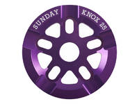 Sunday Knox Guard Sprocket / Purple / 25T