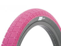 Sunday Current Tyre (Each) / Pink/Blackwall / 20x2.4