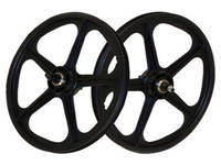 Skyway Tuff Cassette Wheelset / Black