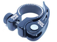 Stay Strong Seat Post Clamp Q/R 31.8mm  / Black / 31.8