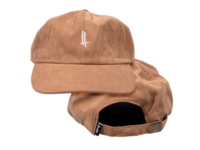 The Trip Suede Life Dad Cap / Tan