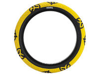 Federal Command LP Tyre / Yellow With Black Logos And Sidewall / 20x2.4