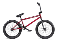 Wethepeople Justice Bike 2020 / Matte Translucent Red