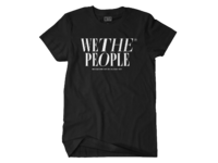 Wethepeople Series T-Shirt / Black / M