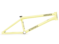 Wethepeople Doomsayer Frame (2019) / Matte Yellow / 21