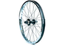 Tall Order Dynamics Rear Wheel / Black Hub / Chrome Rim / LHD