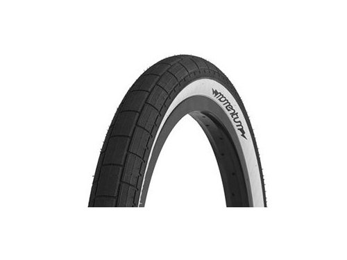 Demolition Momentum Tyre / White Wall / 20x2.0