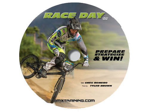 BMX Race Day DVD