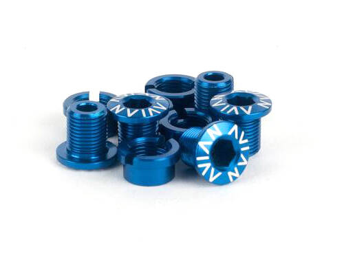 Avian Alloy Chainring Bolts