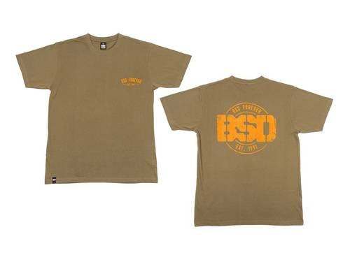 BSD Established Surplus Green T-Shirt