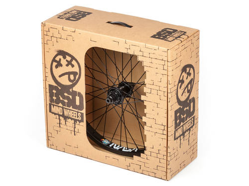 BSD Back Street Pro Mind Wheels / Male