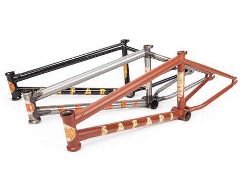 BSD Safari Frame (2018)