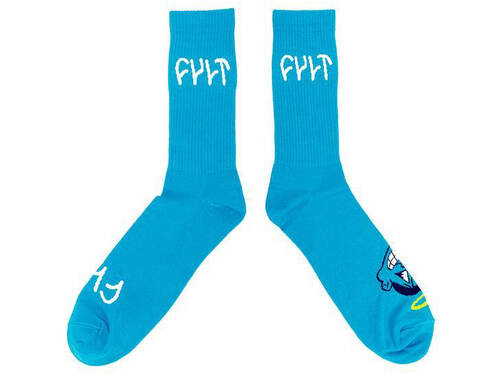 Cult I'm Good Socks / Blue