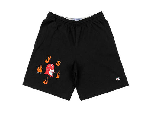 Cult Hells Bottoms Shorts Black / XL