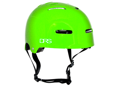DRS Helmet Gloss Lime
