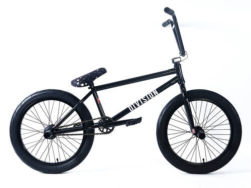 Division Spurwood Bike (2019)