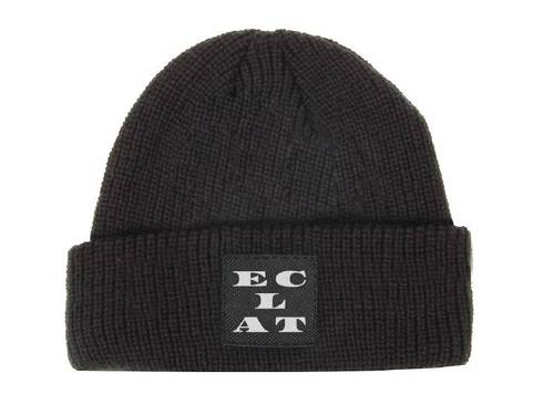 Eclat Currency Beanie Black