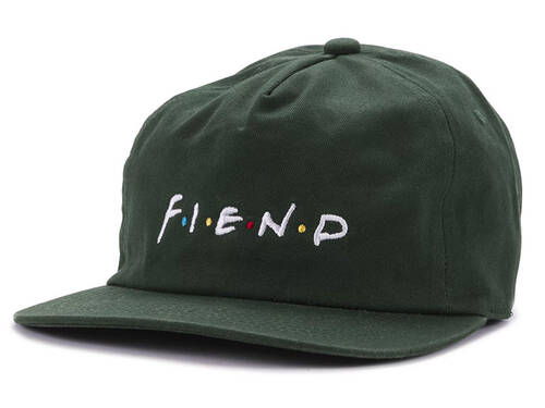 Fiend Friends Hat