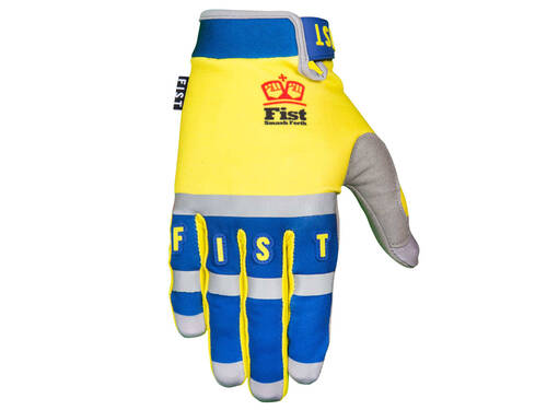 Fist High Vis Gloves