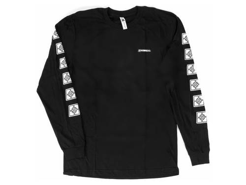 Fit Key Long Sleeve T-Shirt Black