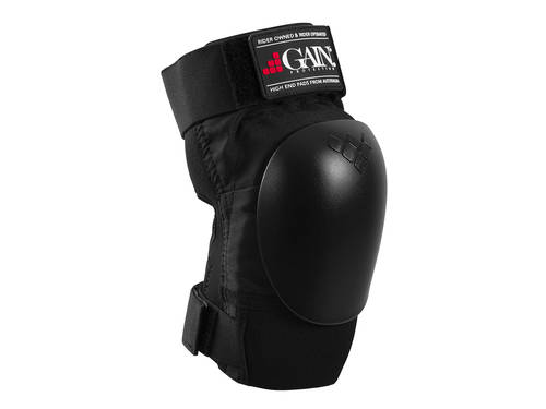 GAIN THE SHIELD Knee Pads / XS / Black