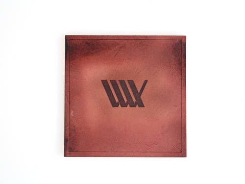 LUXBMX Leather Coaster (Each)