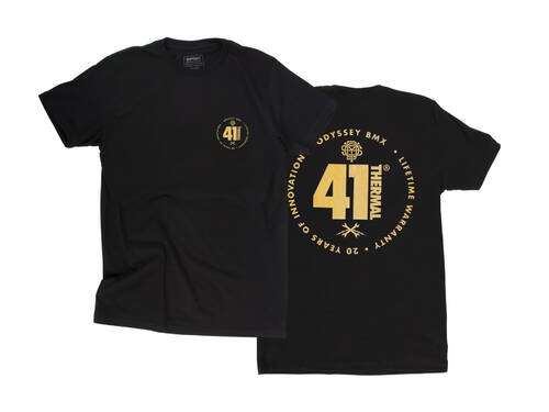 Odyssey 41 Thermal 20th Anniversary T-Shirt