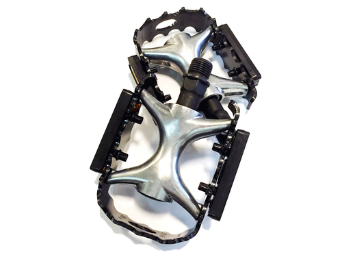 DRS Mini/Junior - Caged Alloy Pedals