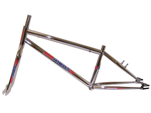 "Skyway TA 24"" Cruiser Frame & Fork Kit (PUSH IN HEADSET)"