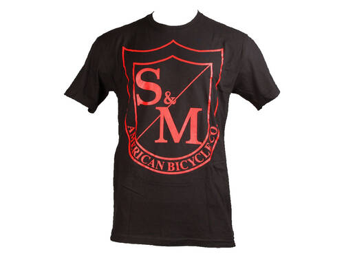 S&M Big Shield T-Shirt