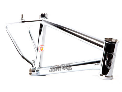 S&M Speedwagon Cruiser 24inch Frame  / Chrome / 24 / 22 TT