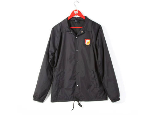 S&M Windshield Coaches Jacket Black
