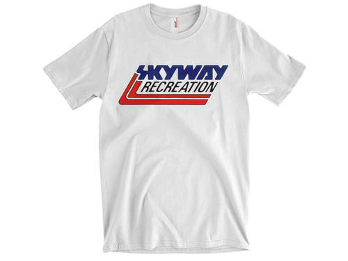 Skyway Factory T-Shirt White
