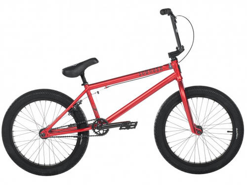 Subrosa Salvador XL Freecoaster Bike (2018) / 21TT Satin Red Luster
