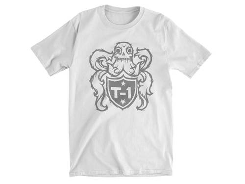 Terrible One Crest T-shirt White