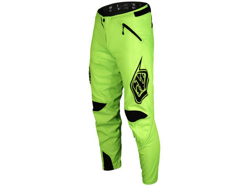 Troy Lee Sprint Pants Flo Yellow (2017)