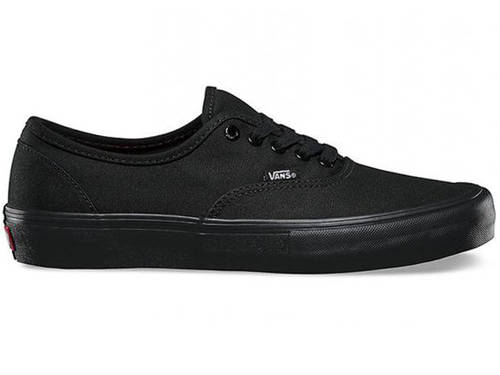 Vans Authentic Shoes Black/Black