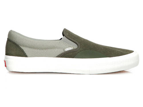 Vans Slip On Pro / Grape Leaf/ Laurel Oak