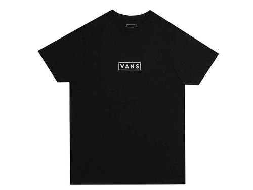 Vans Easy Box SS / Black / L
