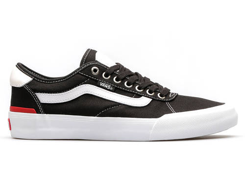 Vans Chima Pro 2 Canvas Black/White