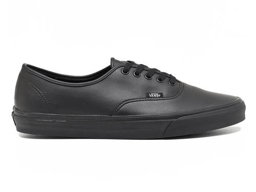 Vans Authentic Classic Tumble Mono Black